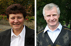 Pauline & Peter Schneider